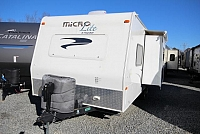 2014 Microlite by Flagstaff 25DS Rear Bath Large Shower 1 Slide 2 Entries Jack Knife Sofa Booth Dinette Very Nice CONCORD NC