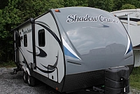 2014 Shadow Cruiser 225RBS Travel Trailer Rear Bath 1 Slide Huge Counter Space Queen Bed Duncan SC
