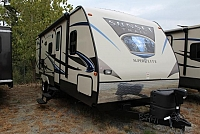 2015 Sunset Trail Super Lite 250RB Rear Bath Outside Kitchen Lightweight and TV Concord NC
