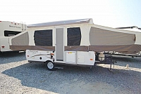 2015 Forest River Rockwood Freedom 2318G Pop-up One Slide Booth Dinette Wet Bath Sofa Well Maintained Very Nice CONCORD NC