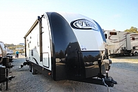 2016 Forest River Vibe 221RBS Rear Bath All Electric Package Android Tablet TV Super Slide Concord NC