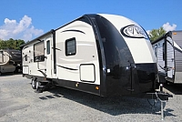 2016 Forest River Vibe 268RKS Rear Kitchen with Recliners Show Stopper Package Tablet Controlled RV Concord NC