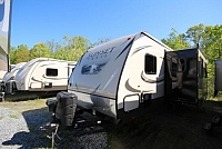 2015 Sunset Trail Super Lite 270BH Double Bunks Outside Kitchen Two Doors New Changes Concord NC