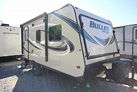 2016 Bullet 1650EX Hybrid Booth Dinette Well Maintained Must See CONCORD NC