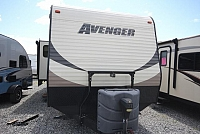 2016 Forest River Avenger Touring Edition 33RSD Rear Entertainment Kitchen Island U-Shaped Dinette Plenty Of Storage Corner Shower 2 Slides Very Nice CONCORD NC