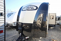 2016 Forest River Vibe 268RKS Rear Kitchen One Slide Outdoor Kitchen Recliner Chairs Booth Dinette Nice Layout CONCORD NC