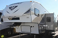 2018 Keystone Hideout 308BHDS 5th Wheel Bunkhouse Bath and 1/2 2nd A/C Prep Outside Kitchen 2 Slides Duncan SC
