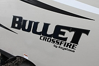 2017 KEYSTONE BULLET 1650EX HYBRID CAMPER 2 POP OUTS OUTSIDE SHOWER FULL BATH DUNCAN SC