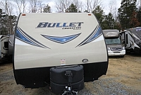 2016 Keystone Bullet 1800RB Like New Luxury Lightweight Only 3300lbs Concord NC