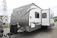 2016 Keystone Hideout 27DBS Outside Kitchen Bunkhouse Concord NC