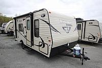 2016 Keystone Hideout Outdoorsman 178LHS Rear Bath 13,500 BTU A/C Light Weight Travel Trailer Concord NC