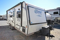 2016 Rockwood Roo Hybrid 233S 3 Foldouts Sleeps Many Jack Knife Sofa Booth Dinette Corner Radius Shower Nice Interior CONCORD NC