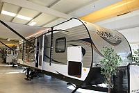 2017 SALEM 27RKSS ONE SLIDE ELECTRIC AWNING ELECTRIC WITH LED LIGHTS AND ELECTRIC TONGUE JACK DUNCAN SC