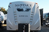 2017 CROSSROADS SUNSET TRAIL SUPER LITE 330BH BUNK HOUSE DOUBLE SLIDE 2nd A/C PREP OUTSIDE KITCHEN TRAVEL TRAILER DUNCAN SC