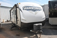 2016 Shadow Cruiser 280QBS Travel Trailer Bunkhouse w/3 Singles and Dinette 1 Slide Outside Kitchen Bought Here Originally Duncan SC