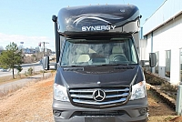 2016 THOR SYNERGY CLASS C MOTORHOME MERCEDES BENZ DIESEL 2 SLIDES FULL BODY PAINT UP TO 17MPG 5000 TOW CAPACITY DUNCAN SC
