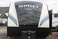 2017 CrossRoads Sunset Trail 254RB Travel Trailer Rear Bath 1 Slide Outside Kitchen Light Weight Duncan SC