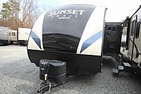 2018 Crossroads Sunset Trail 264BH Travel Trailer Bunkhouse Entertainment Center Outside Kitchen One Slide Only 5212lbs CONCORD NC