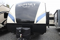 2017 Crossroads Sunset Trail 271RL Travel Trailer Only 5300lbs Rear Living 2nd Entry Door CONCORD NC
