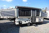 2017 Flagstaff Classic 625D Pop Up 2 Double Beds One Slide Booth Dinette Collapsible Shower Couch Kitchen Very Nice Well Kept Must See CONCORD NC