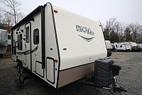 2017 Flagstaff MicroLite 23LB Rear Twin Bunks Rear Bath Full Shower Booth Dinette Murphy Bed With Privacy Curtain CONCORD NC