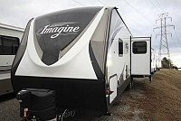2017 GRAND DESIGN IMAGINE 2670MK TRAVEL TRAILER 2 SLIDES HEATED RECLINERS WORK DESK RETRACTABLE TV CONCORD NC