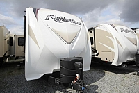 2017 Grand Design 315RLTS Rear Living Triple Slide High End w/ Washer Dryer Prep Full Electric Pkg. Concord NC