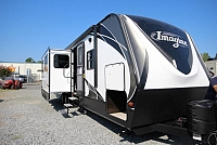 2017 Grand Design Imagine 3150BH Double Slide Bunk House Outside Kitchen One of a Kind Travel Trailer Concord NC