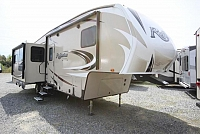 2018 Grand Design Reflection 303RLS Rear Living Triple Slide 3 Year Warranty 4 Seasons CONCORD NC