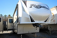 2017 Grand Design Reflection 337RLS Automatic Leveling 3 Slides 4 Seasons Fifth Wheel Concord NC