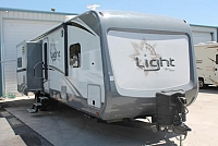 2017 Highland Ridge Open Range 308BHS Travel Trailer Bunkhouse Outside Kitchen Theater Seating 2nd A/C Prep Power Jacks Duncan SC
