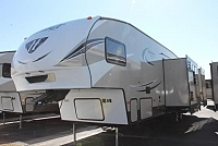 2016 Keystone Hideout 315RDTS 5th Wheel Camper Rear Entertainment 3 Slides 2 A/C's 1 Owner Duncan SC