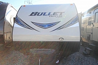 2017 Keystone Bullet 287QBS Quad Bunks w/ Super Slide Lightweight Two Bedroom Outdoor Kitchen Easy to Tow Concord NC