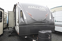 2017 Mallard 28RB Rear Bath Corner Radius Shower Booth Dinette Kitchen Island 2 Slides Swivel Entertainment Center CONCORD NC