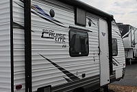 2017 Salem Cruise Lite 186RB Travel Trailer Rear Bath Power Awning Power Tongue Jack Queen Bed New Model Duncan SC