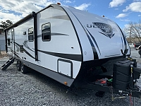 2017 Used Highland Ridge Open Range Ultra Lite UT2802BH Single Slide Lightweight Bunkhouse Travel Trailer Duncan SC