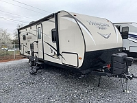 2017 Used Prime Time Manufacturing Tracer Air 248AIR Single Slide Rear Living Travel Trailer Duncan SC