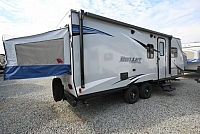 2018 Keystone Bullet Crossfire Hybrid 2190EX 3 Fold Outs W/ Teddy Bear Queen Beds 1 Slide Spacious U-Shaped Dinette CONCORD NC
