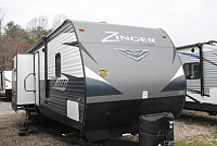 2018 CrossRoads Zinger 331BH Travel Trailer Bunkhouse Bath and 1/2 3 Slides Outside Kitchen and Shower 3 Year limited Warranty Duncan SC