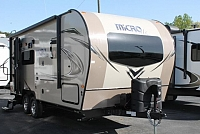 2019 Flagstaff Micro Lite 21FBRS Travel Trailer Rear Bath 1 Slide w/Topper Wifi Extender Backup Camera Prep Bluetooth 4200lbs Duncan SC