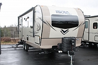 2018 Flagstaff Micro Lite 25FBLS Travel Trailer Rear Bath 2 Slides Wifi Extender Backup Camera Prep Outside Grill w/Table Duncan SC