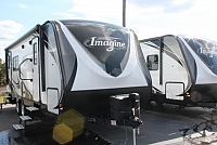 2019 Grand Design Imagine 2250RK Travel Trailer Rear Kitchen 1 Slide Backup Camera Prep Telescoping TV Booth Dinette Duncan SC