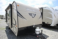 2018 Hideout 177LHS Travel Trailer Rear Kitchen U-Shaped Dinette Queen Bed CONCORD NC