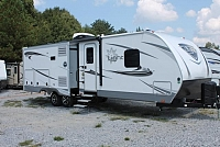 2018 Highland Ridge Open Range 275RLS Travel Trailer Rear Living New Decor Whisper A/C 2nd A/C Prep W/D Prep Outside Kitchen w/Grill Outside TV Prep Lightweight Duncan SC