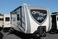 2018 Highland Ridge Open Range 323RLS Travel Trailer Rear Living 3 Slides 2 A/C's Residential Fridge W/D Prep King Bed Power Jacks 3 Year Limited Warranty Duncan SC