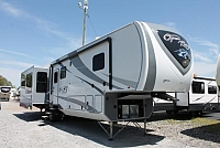 2018 Highland Ridge Open Range 371MBH Mid-Bunk 5th Wheel Camper 4 Slides 2 A/C's King Bed Outside Kitchen 4 Door Fridge Fireplace 3 Year Limited Warranty Duncan SC