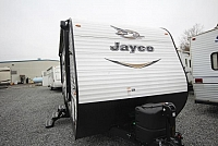 2018 Jayco Jayflight SLX 284BHS Rear Double Bunks Spacious Bath U-Shaped Dinette TV Storage One Slide Outdoor Kitchen Nice CONCORD NC