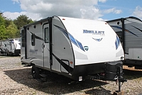 2019 Keystone Bullet 1900RD Rear Dining Travel Trailer Big Fridge Outside Shower 3400lbs Duncan SC