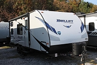2018 Keystone Bullet Crossfire 2200BH Travel Trailer Bunkhouse Murphy Bed Outside Kitchen 3 Year Limited Warranty Duncan SC