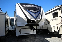 2018 Momentum 351M Toy Hauler Screen Porch Outdoor Entertainment Aluminum Solid Step Luxury Super Couch Nice Kitchen Fireplace 1 1/2 Bath Full Shower Great Storage Must See CONCORD NC